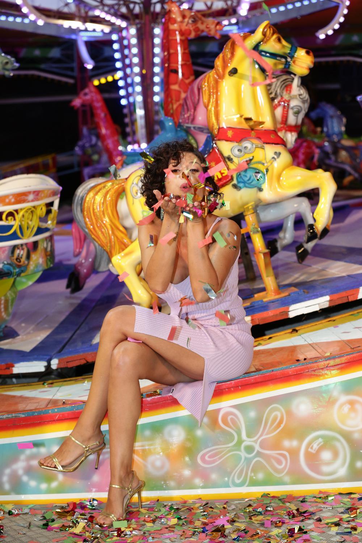 Marta Melro em Festa é Festa