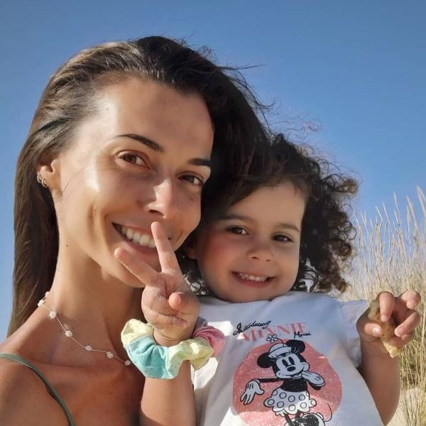 Filha de Cláudia Borges apanhada por doença altamente contagiosa!